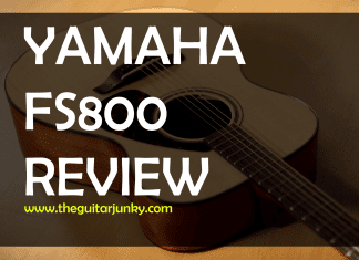 yamaha fs800 review