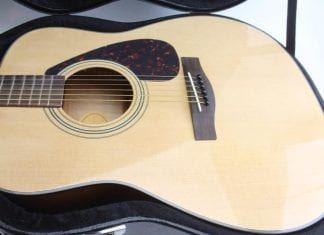 Acoustic guitar reviews brands is your guitar included for Yamaha guitar brands