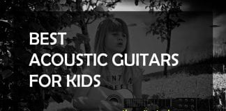 best kids acoustic guitars