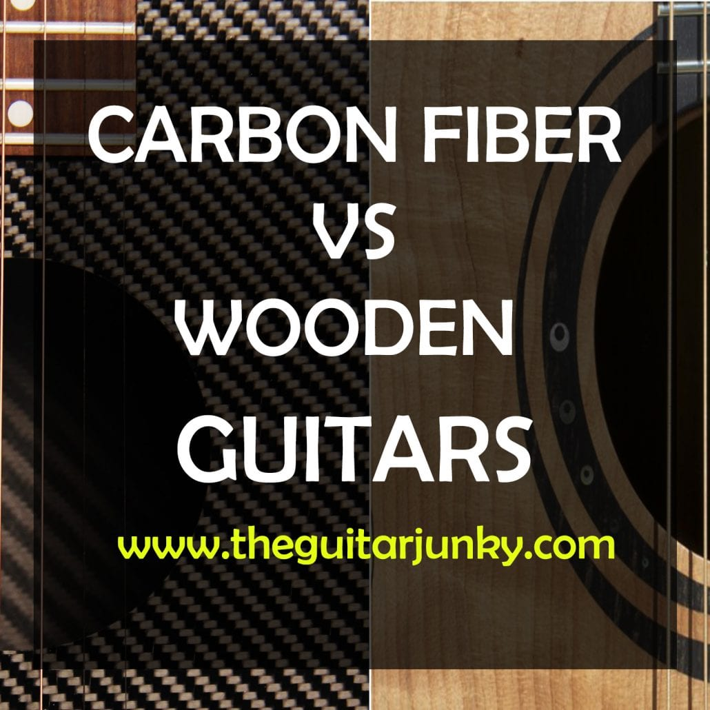 carbon fiber vs wooden guitars