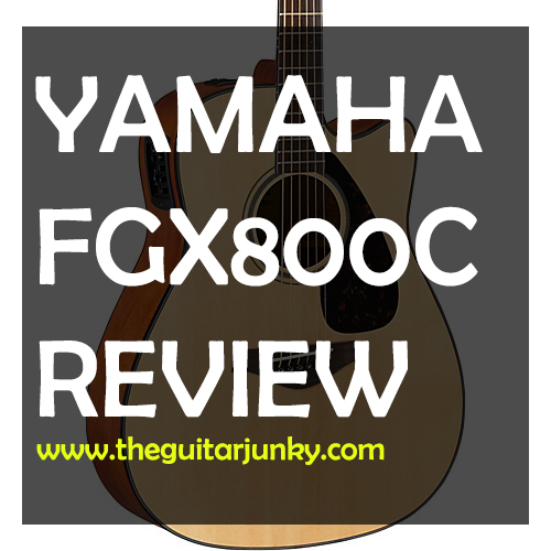 yamaha fgx800c review