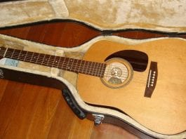 acoustic guitar under 500 dollars review