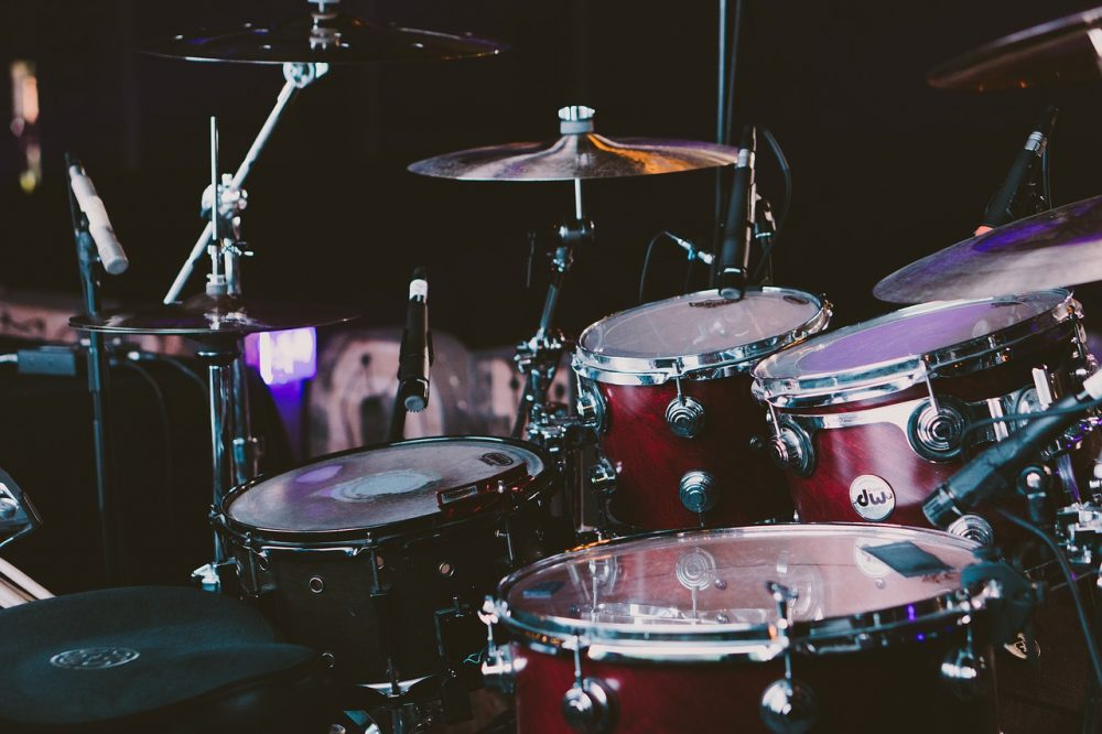 Yamaha Stage Custom Drum Kit Review Guitarjunky