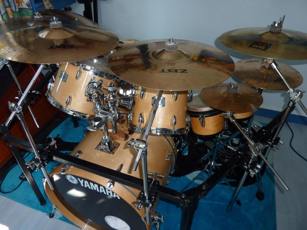 Yamaha Stage Custom Drum Kit Review