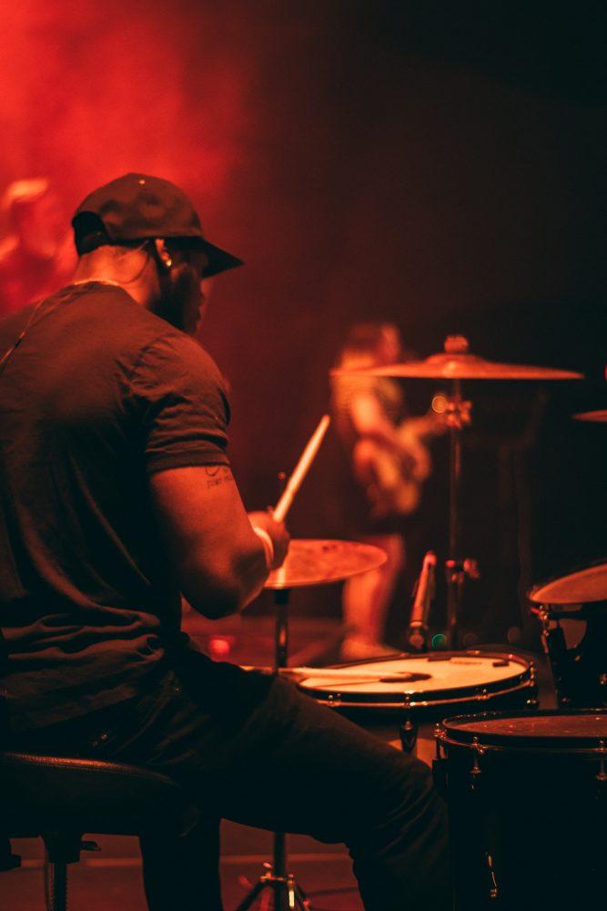 best jazz drums