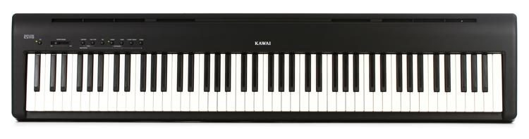 kawai es110 portable digital piano review guitarjunky. Black Bedroom Furniture Sets. Home Design Ideas