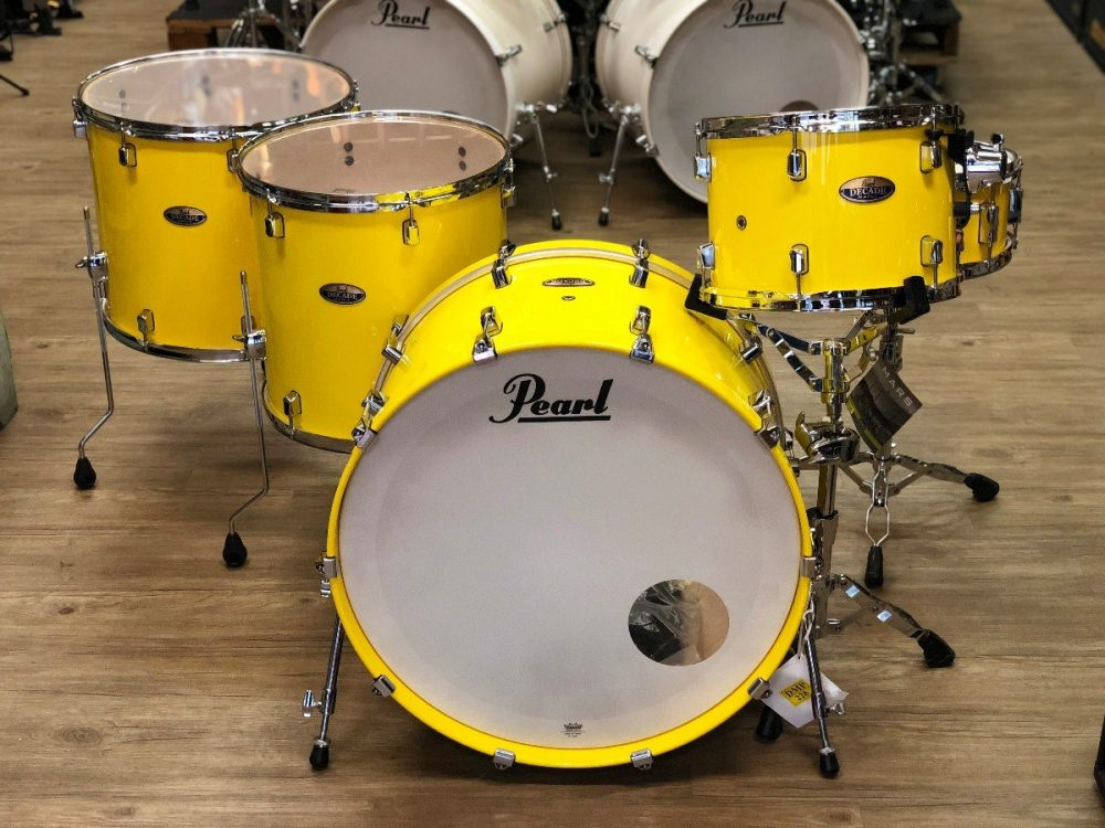 pearl decade maple drums review 2019 update guitarjunky. Black Bedroom Furniture Sets. Home Design Ideas