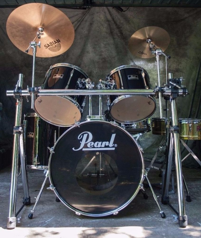 pearl export series drumset review