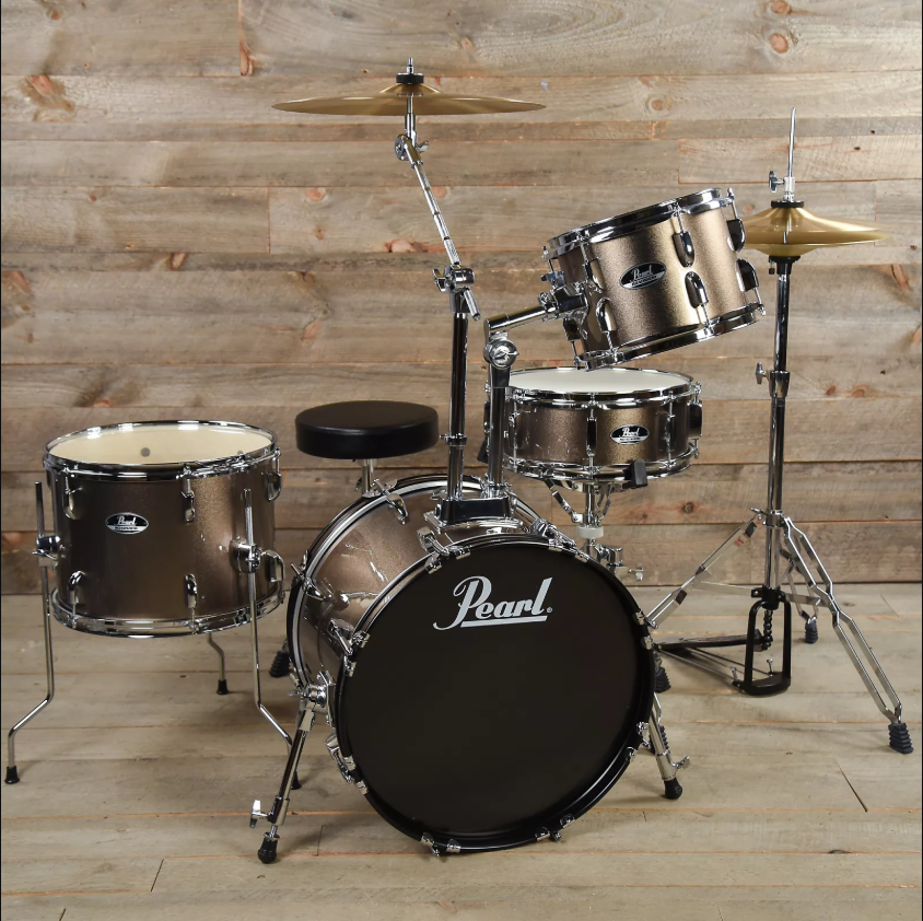 pearl roadshow drum kit review