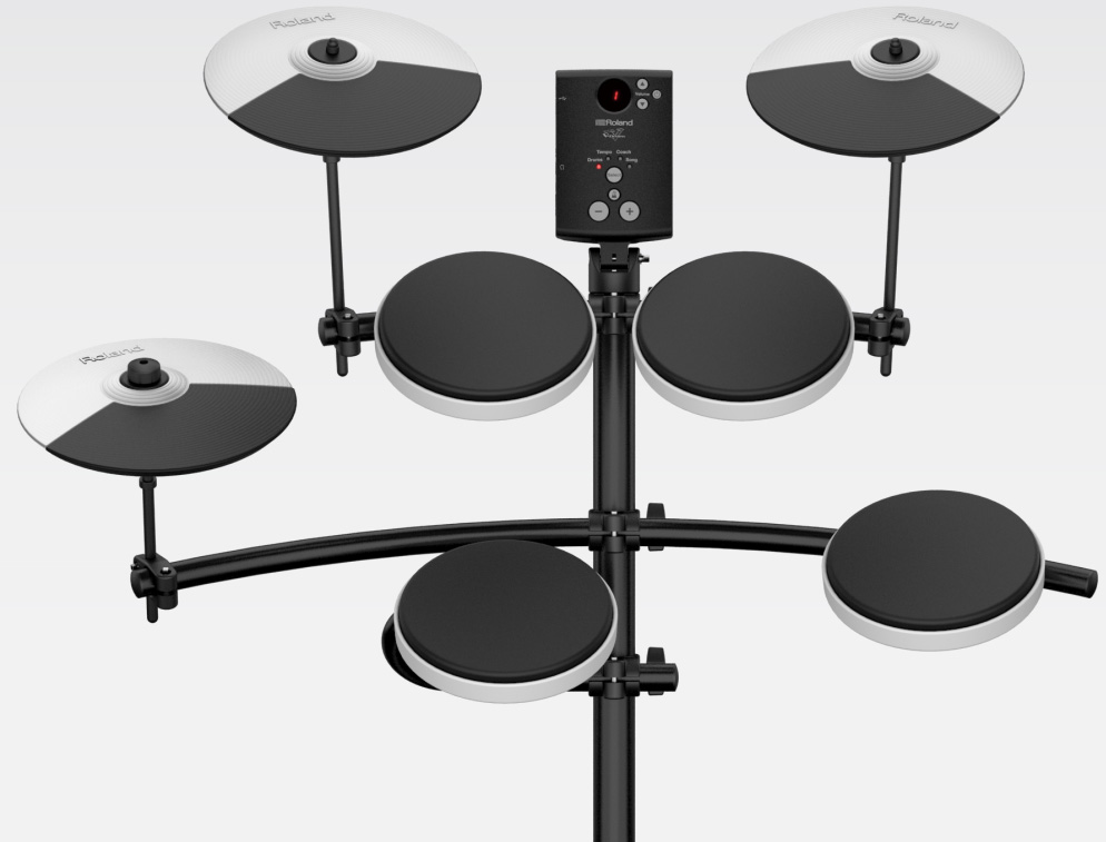 rold td-1k electronic drum set review