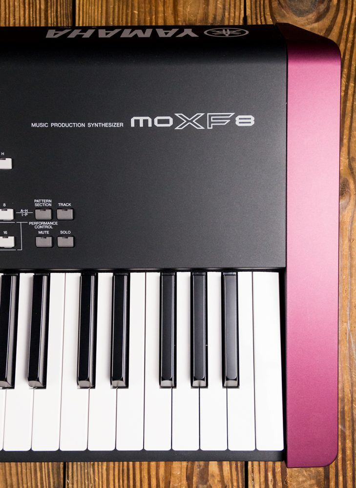 yamaha moxf8 workstation review