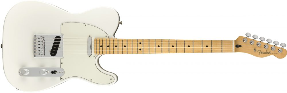 Fender Modern Player Telecaster Plus body