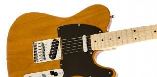 Squier Affinity Tele review