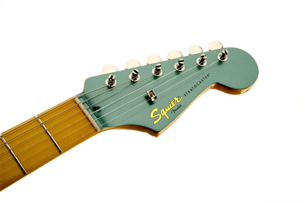 Squier Classic Vibe 50s Stratocaster Review - GuitarJunky