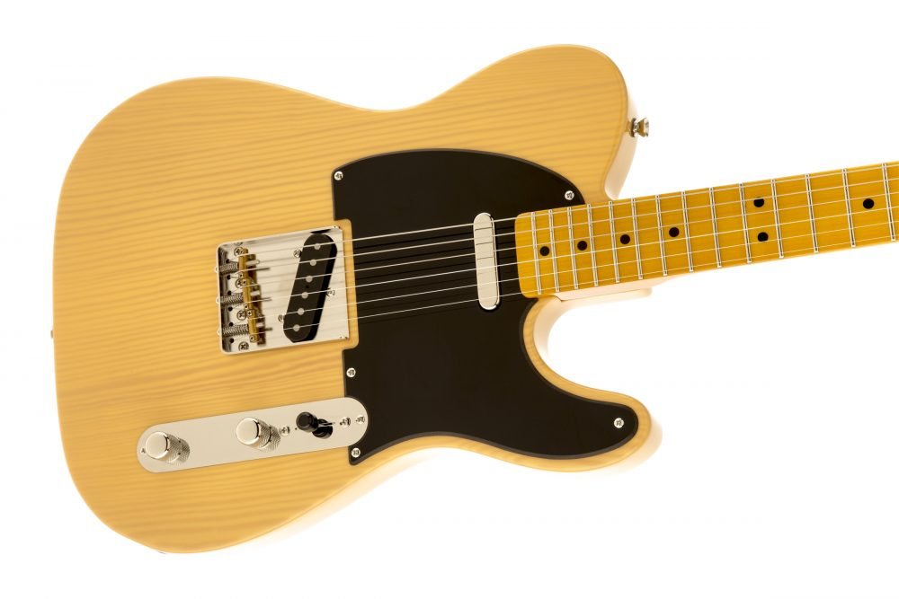 squier classic vibe 50s telecaster review great budget tele guitarjunky. Black Bedroom Furniture Sets. Home Design Ideas