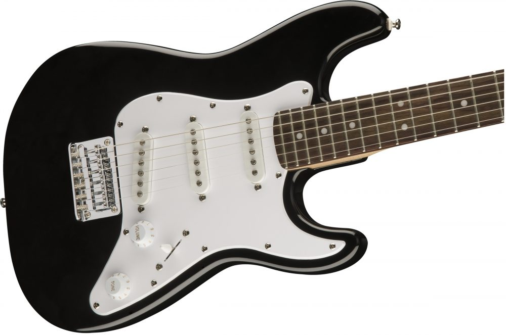 7949b9dc4e Squier Mini Strat Review – Can This Small Guitar Deliver Big Sound ...