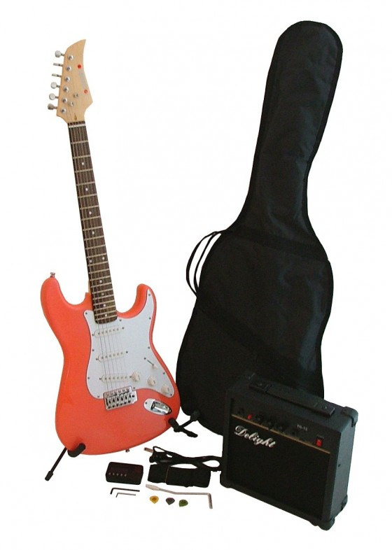 5 best electric guitar kits for beginners 2019 guitarjunky. Black Bedroom Furniture Sets. Home Design Ideas
