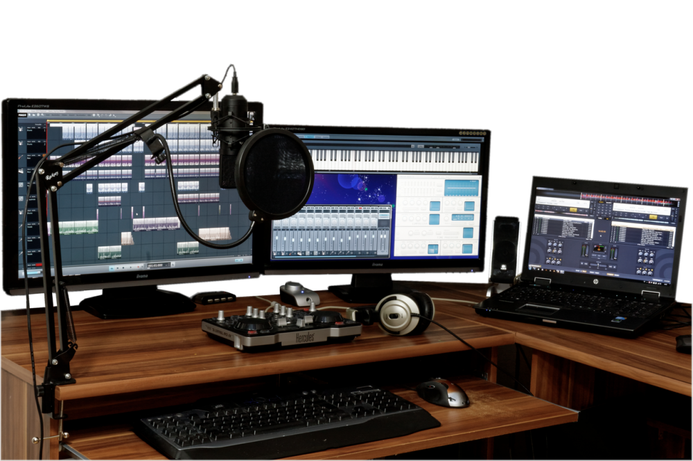 best daw softwares for recording