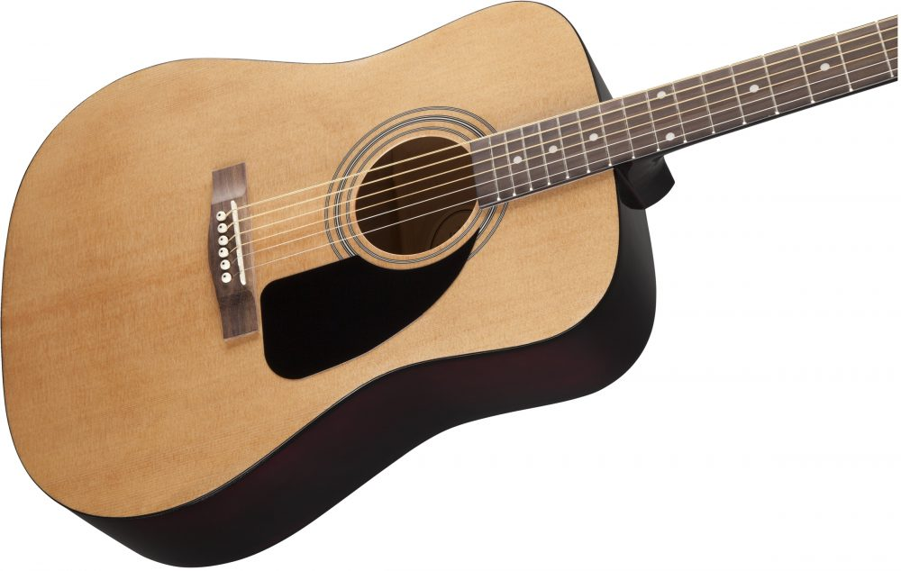 fender fa 100 acoustic review