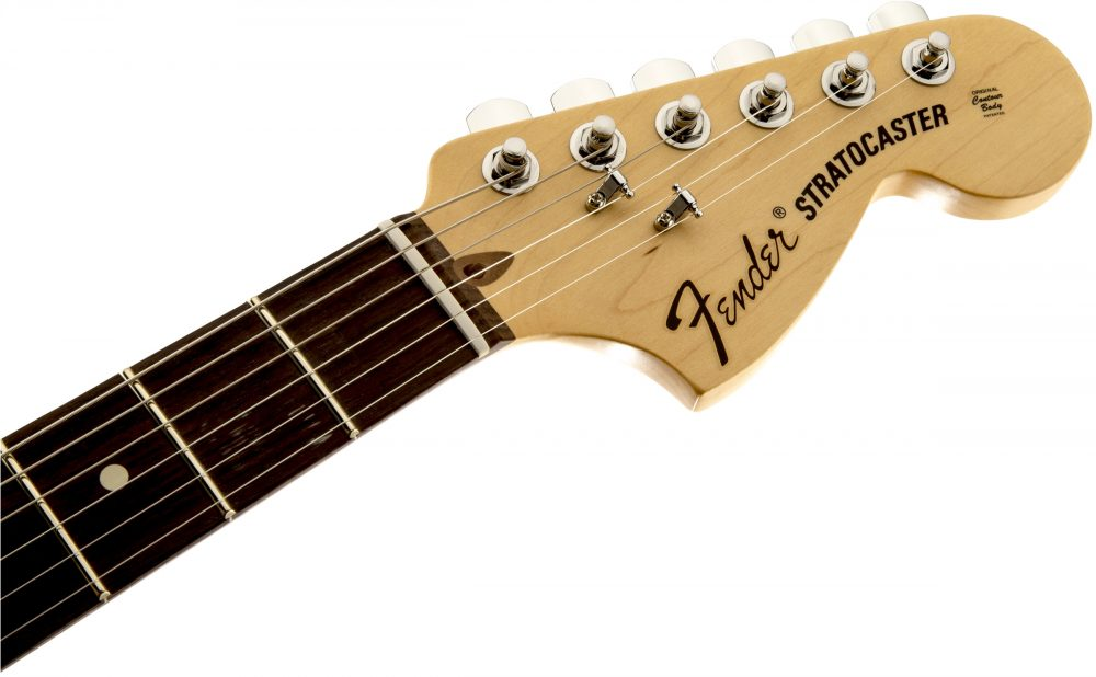 Fender American Special Stratocaster headstock