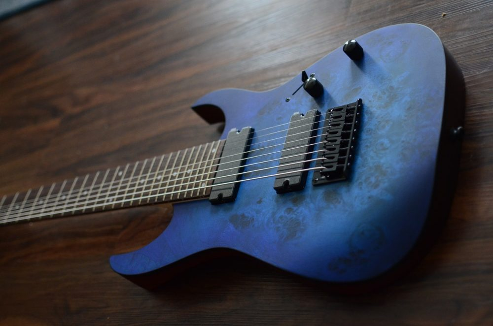 best 8-string electric guitars review