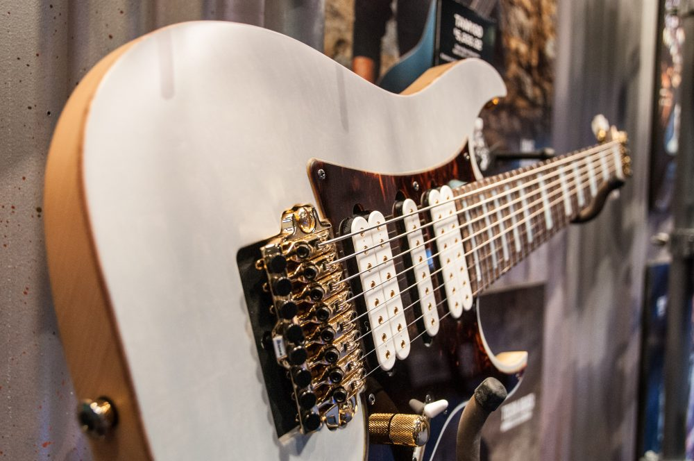best 8-string electric guitars