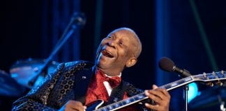 best electric guitars for blues - bb king