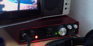 best usb audio interface for recording