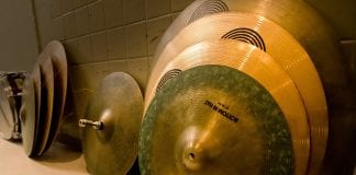 cymbal pack