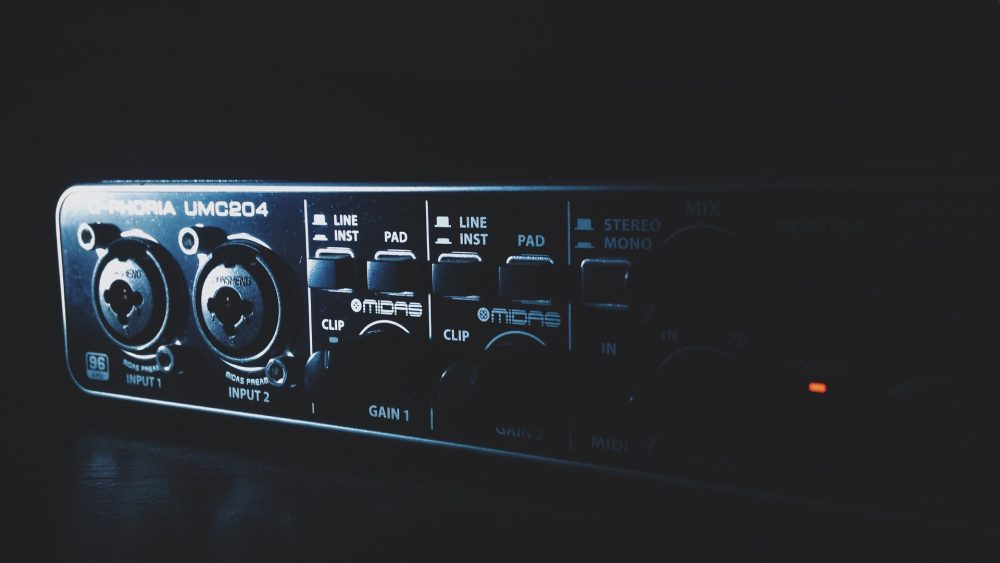 Best Audio Interfaces For Mac 2019