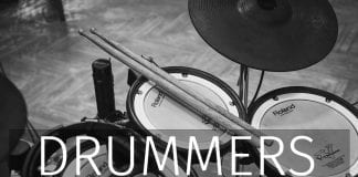 best headphones for drummers electronic drums review