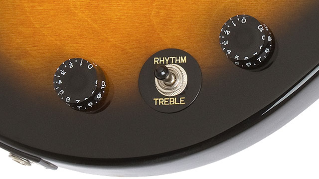 epiphone les paul special ii knobs