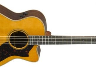 Yamaha AC3R acoustic guitar review