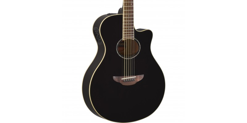 yamaha apx600 acoustic-electric guitar review