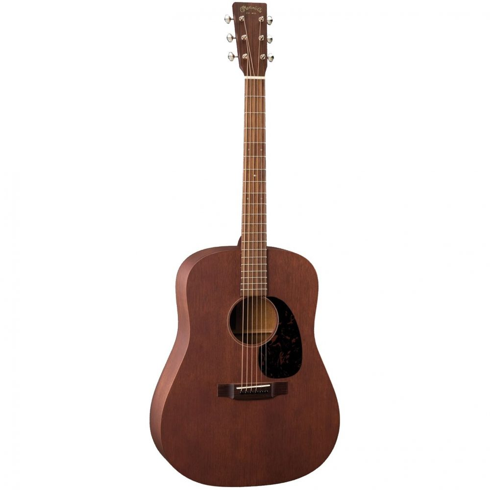 Martin D-15 acoustic guitar review