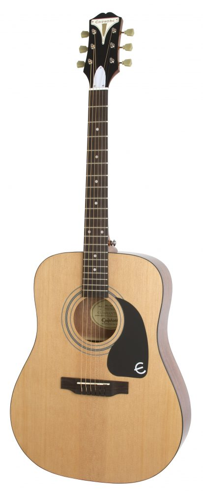 epiphone pro-1 acoustic guitar full body