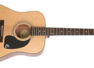 epiphone pro-1 acoustic guitar review
