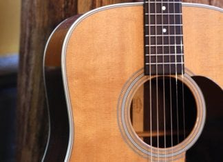 what is a dreadnought acoustic guitar
