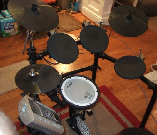 best electronic drum set for beginners