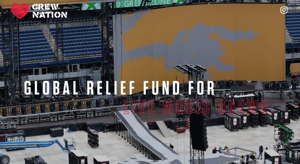 Crew Nation Global Relief Fund